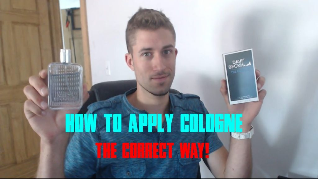 how to apply cologne cordless har clippers