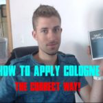 how to apply cologne cordless