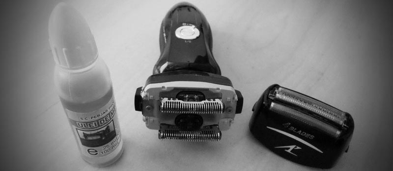oil for electric shavers